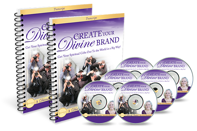 Create Your Divine Brand program