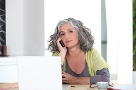 http://www.dreamstime.com/stock-images-senior-woman-phone-image26504974