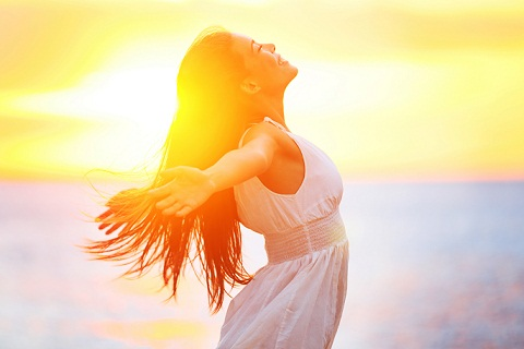 http://www.dreamstime.com/stock-image-enjoyment-free-happy-woman-enjoying-sunset-image29543071