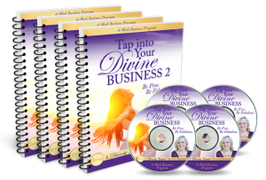 Tap into Your Divine Business class