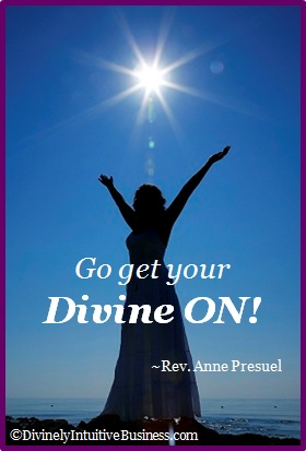 Get Your Divine On