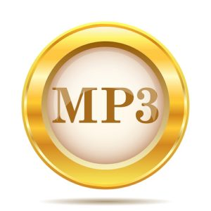MP3 Button