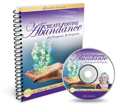 Create Divine Abundance