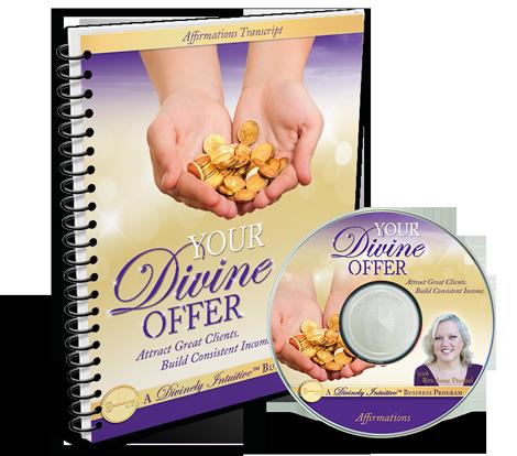 tap into your divine abundance