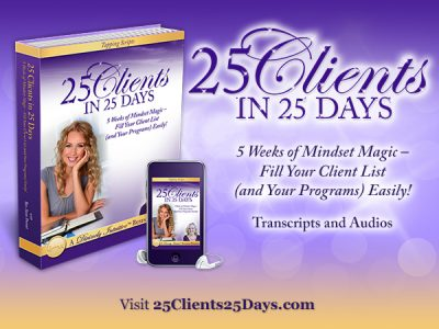 25 Clients in 25 Days