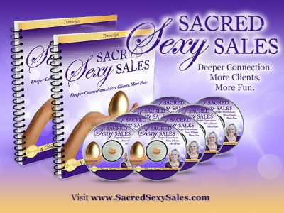 Sacred Sexy Sales