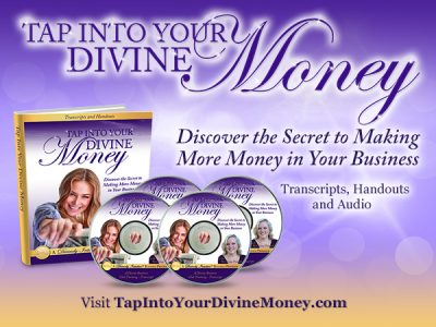 Tap Into Your Divine Money